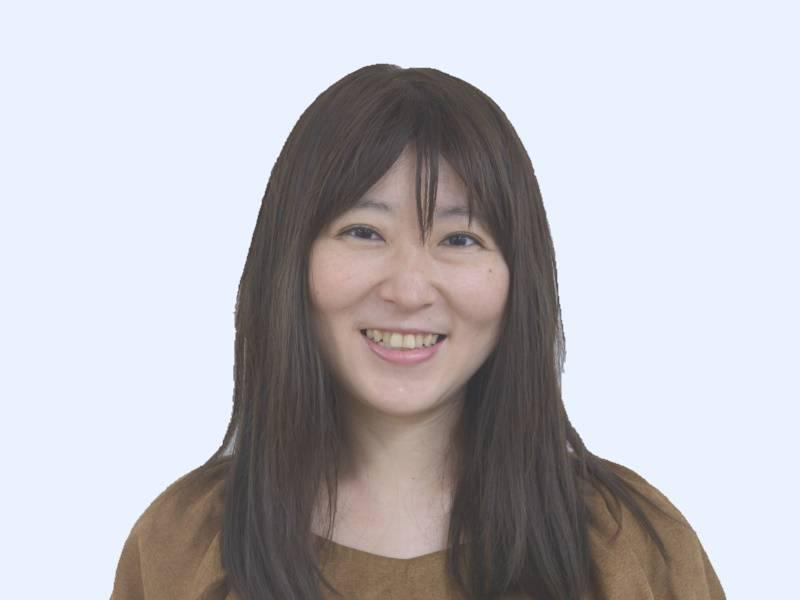 矢代久美子六段のプロフ写真